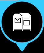 包裹和邮件前进